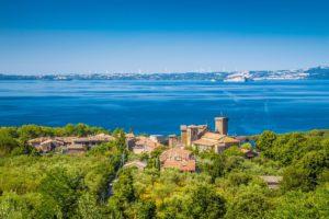 Ontdekking van Tuscia: het over het hoofd geziene gebied nabij Rome
